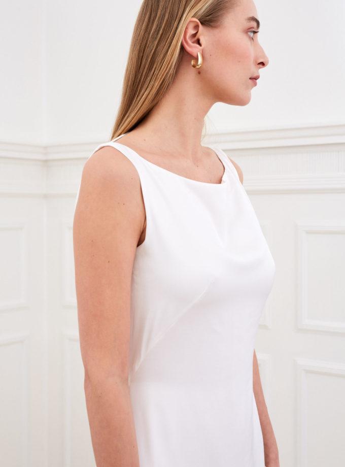 Amber - minimalist wedding dress