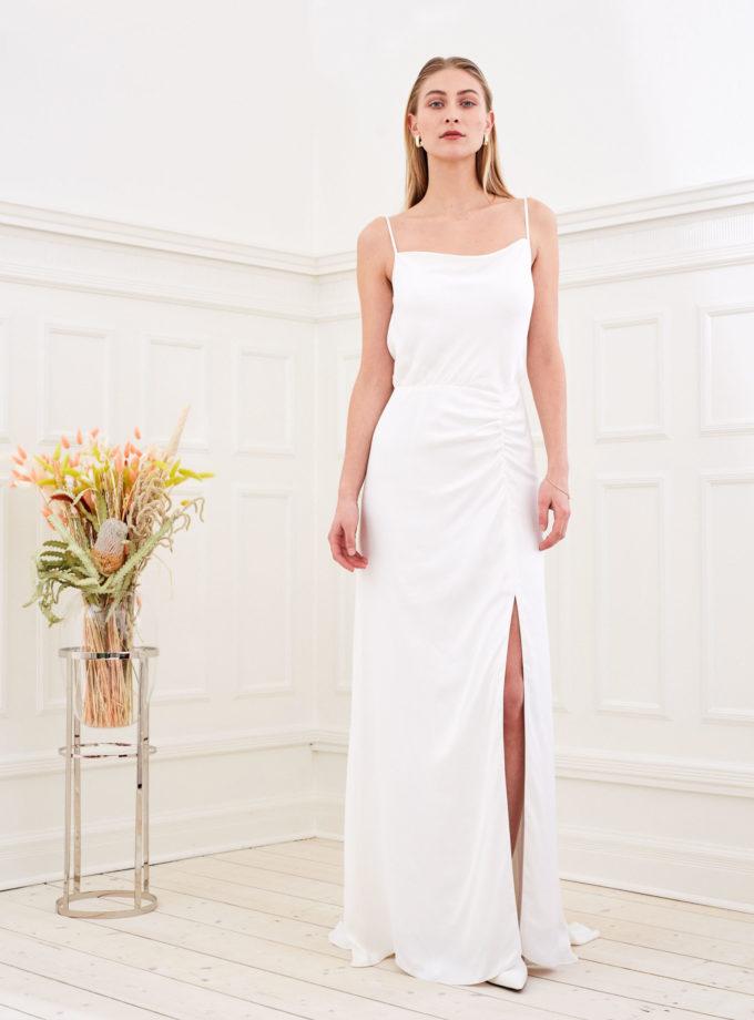 Daphne - Modern wedding dress front