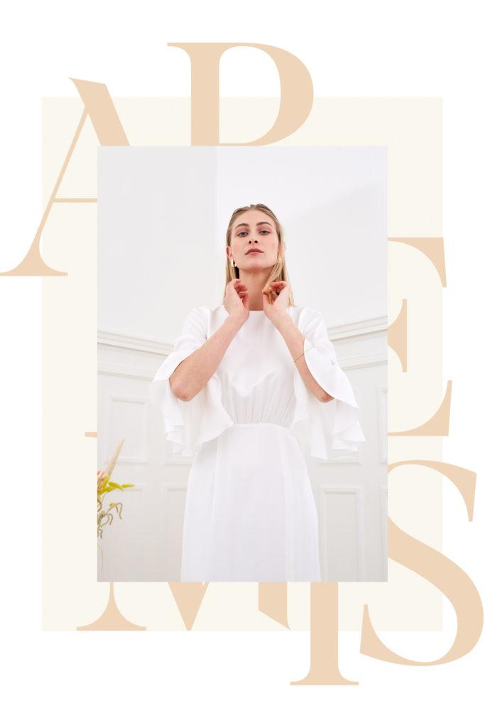 Artemis - bridal lookbook