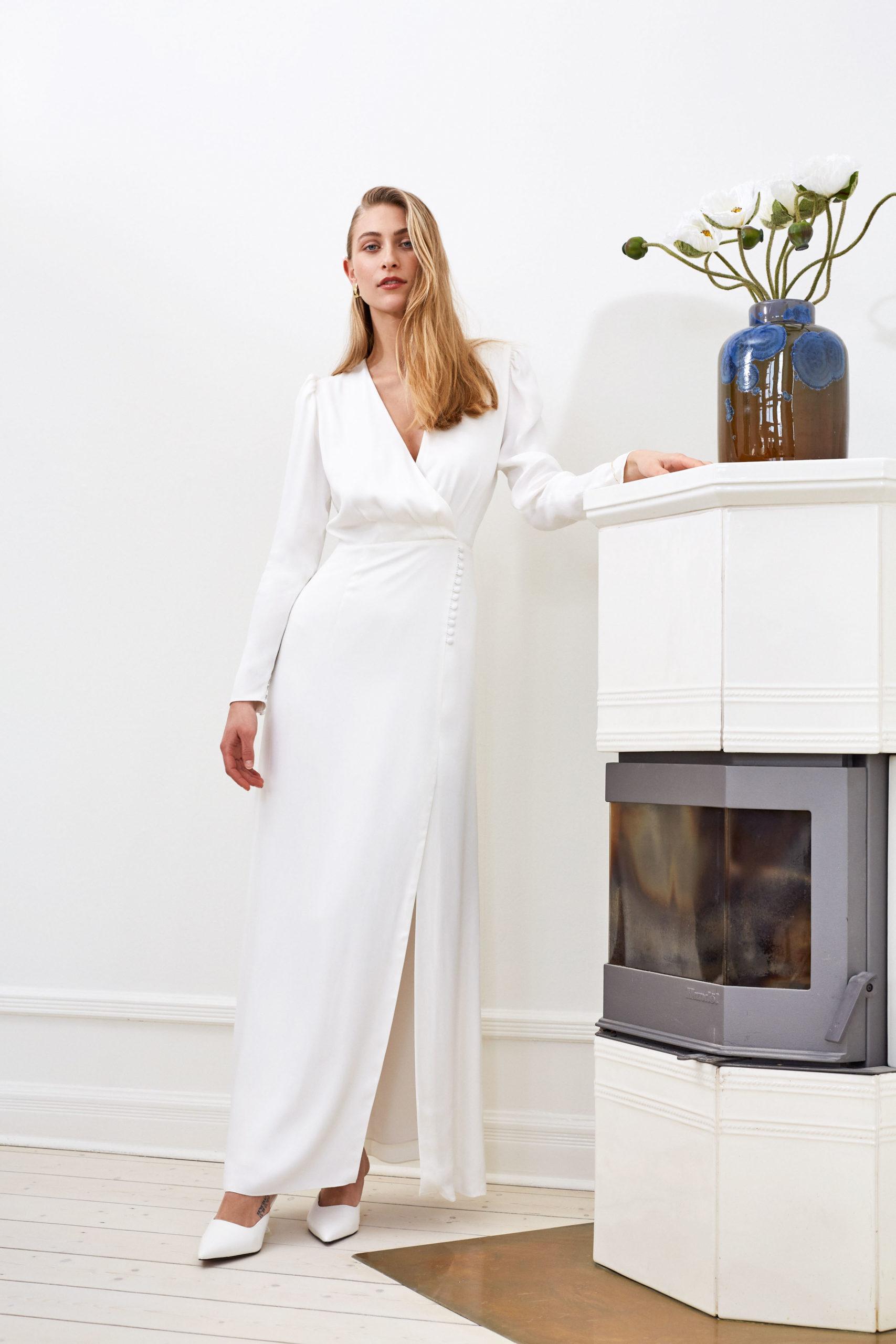 Artemis - Minimalist modern wedding dresses