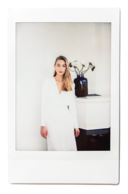 Farrah - Polaroid
